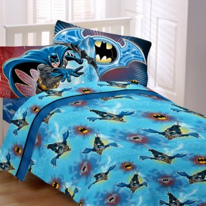 Batman-bed-sheet