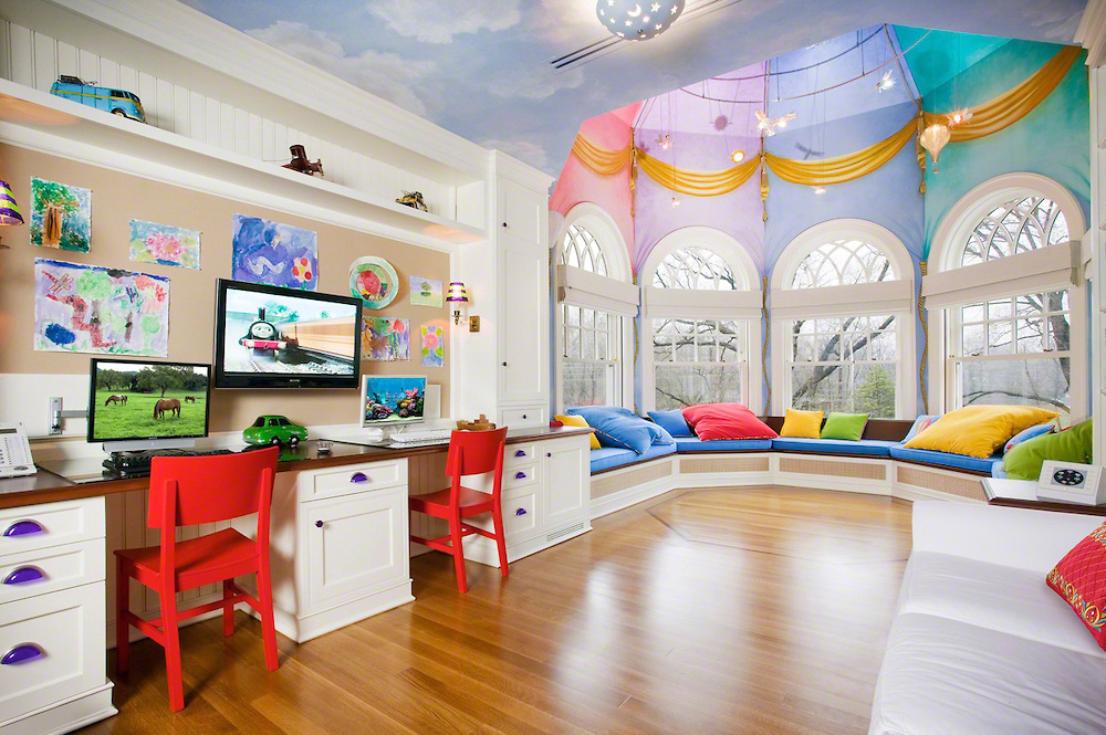 kids playroom ideas - playroom decorating guide
