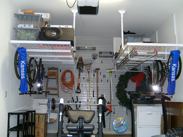 Garage Storage Ideas - Organize Your Garage The Right Way