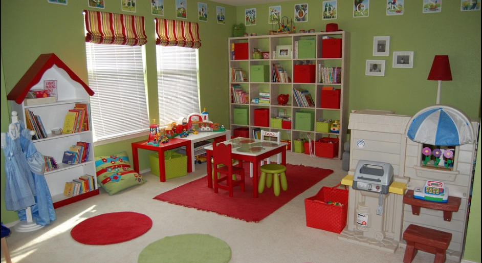 Kids Playroom Decorating Ideas