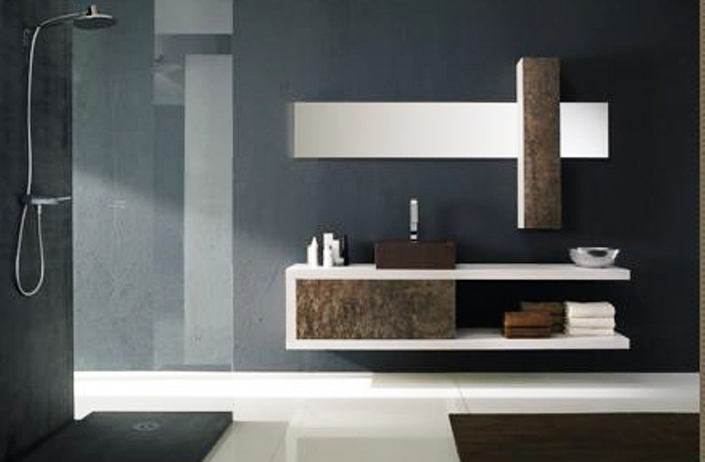 Lowes bathroom designs decorating ideas design trends for Modern bathroom cabinets ideas