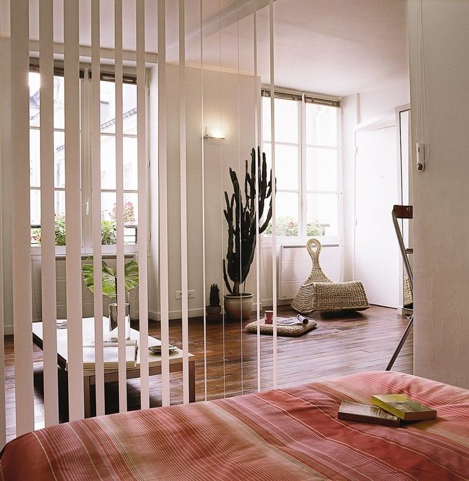 decoracao kitnet casal:Hanging Room Dividers – Different Types Of Room Separators