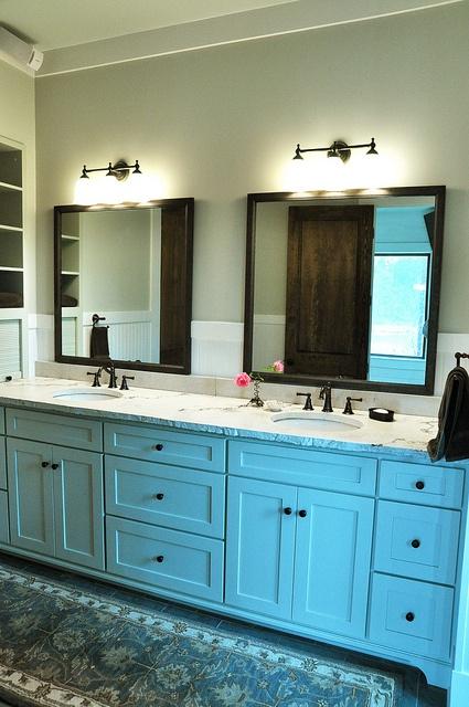 Custom Bathroom Vanity Mirrors