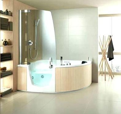 modern-shower-corner