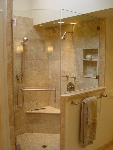 tiled-shower