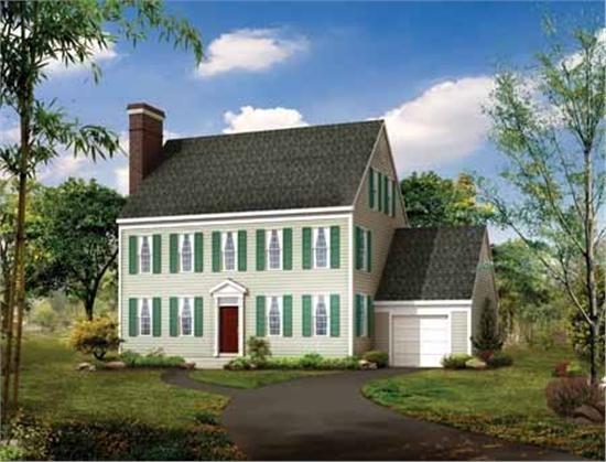 Gregorian_house_plan