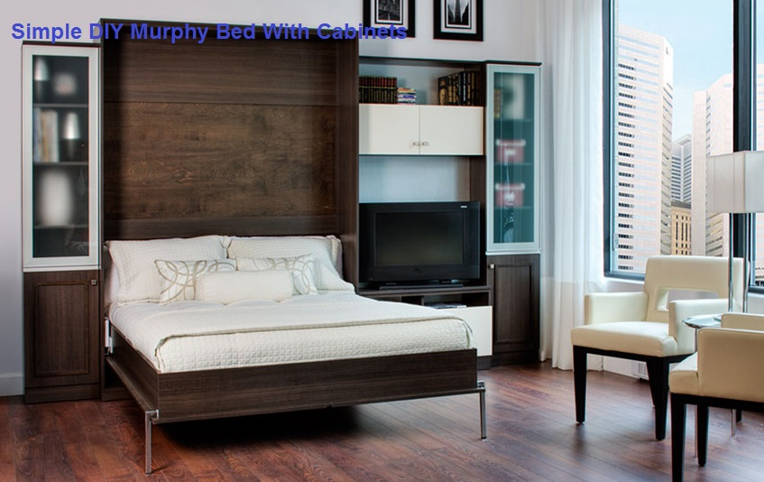 How to build a murphy bed solutioingenieria Gallery