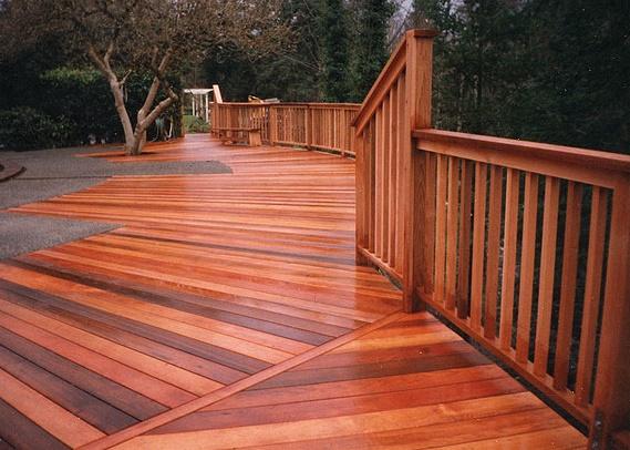 Cedar Decks Pros