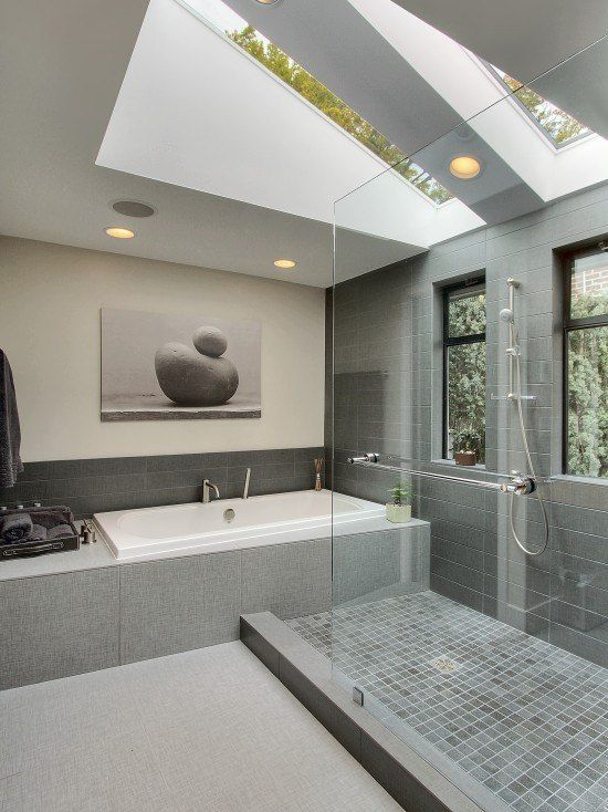 Amazing bathroom without the hefty cost