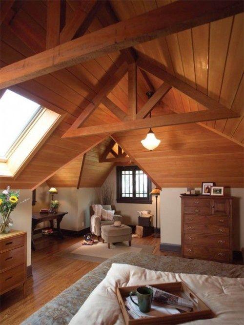 attic idea bedroom