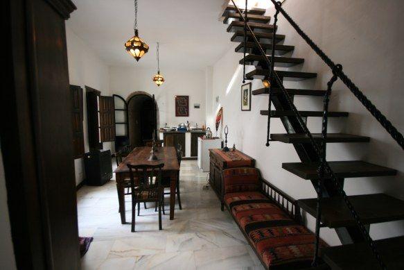 attic staircase design
