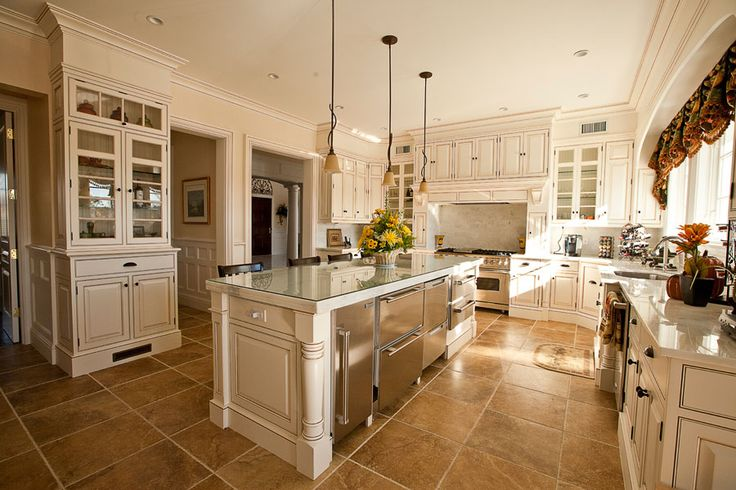 beautiful mediterranean kitchen