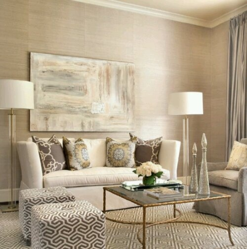 Monochromatic Interior Design - Color Schemes