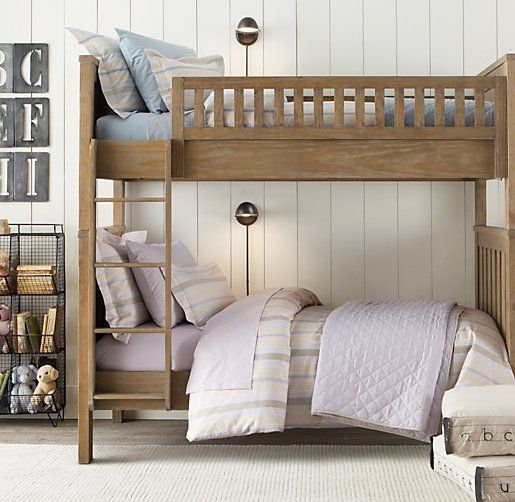 comfy-bunk-bed-bedding