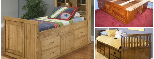 How to Build a Captain's Bed