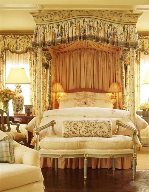 Elegant Traditional Bedroom Design