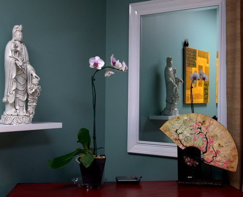 How To Use Mirrors for Good Feng Shui in A Home or Office