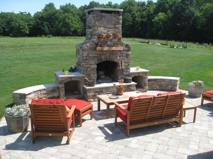 outdoor fireplace plans building your own fireplace. Black Bedroom Furniture Sets. Home Design Ideas
