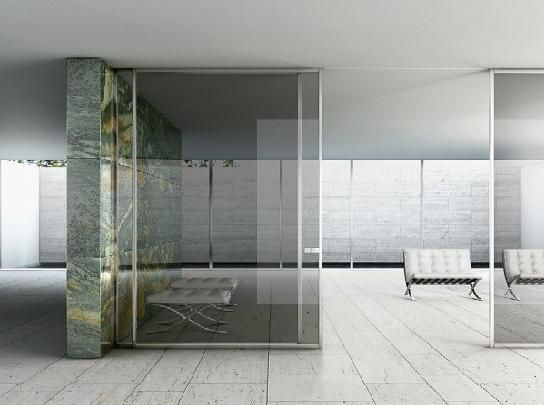 glass sliding room dividers