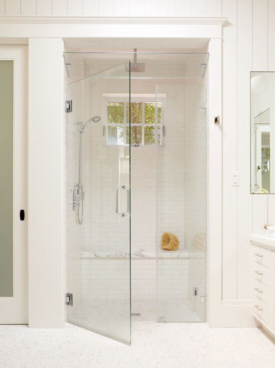 Walk In Shower Designs And Things To Consider When Adding This Type Of Shower