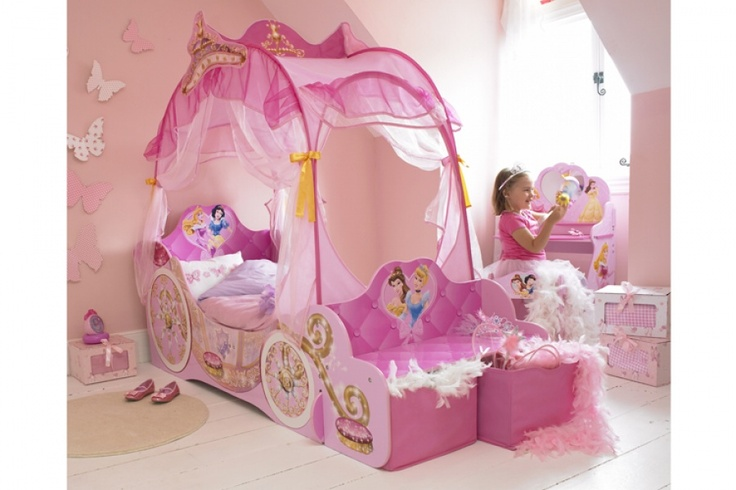 gorgeous disney princess inspired bedroom