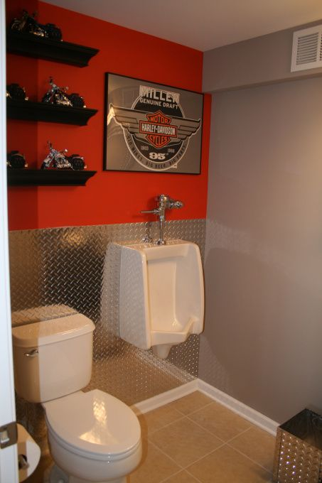 Harley Davidson Bathroom Decor Unique Theme For Fans