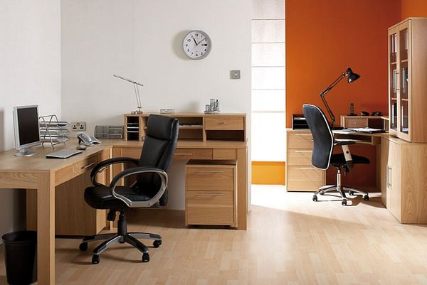 Home Office Layout