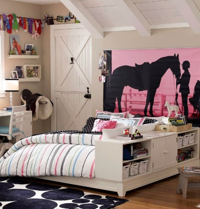 horse_theme_bedroom
