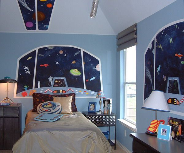 idea for space bedroom