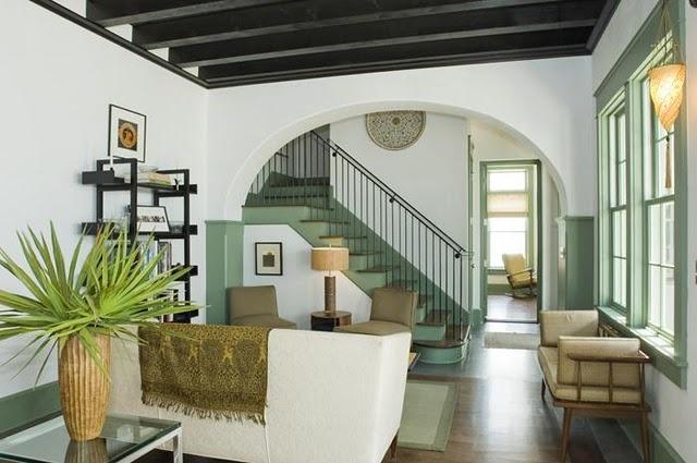 island living room