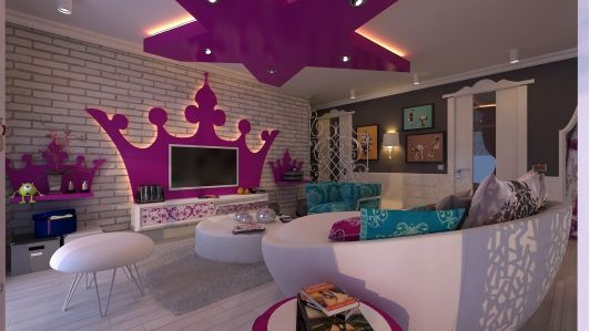 kids bedroom design for girls