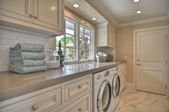 Ideas For Laundry Room Decoration & Organization