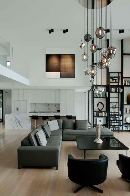 lighting contemporary decor