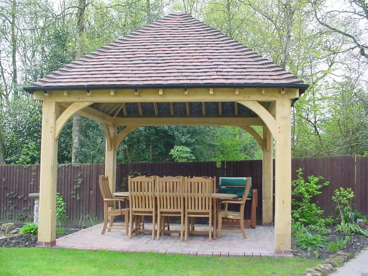 Gazebo Plans For Building The Perfect Gazebo