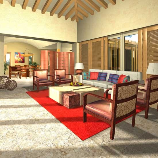 Top 5 living room design ideas for Mexican living room decor