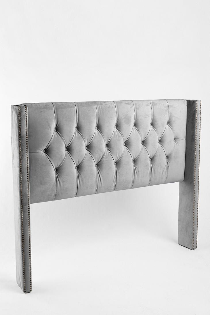 particle headboard