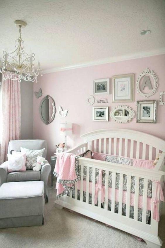 Best Baby Girl Room Design: Top 10 Baby Girl Room Ideas