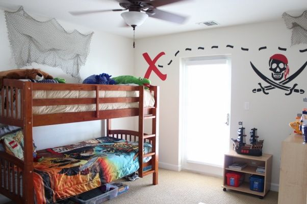 bedroom idea pirate