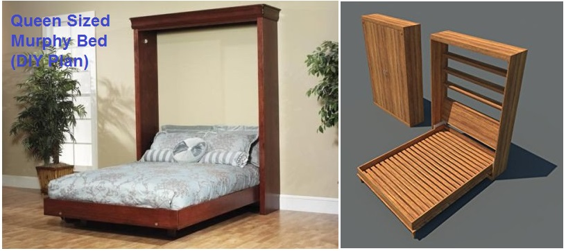 queen-diy-wall-bed-plan
