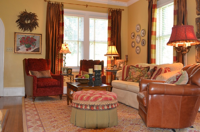 Top 4 Living Room Color Schemes