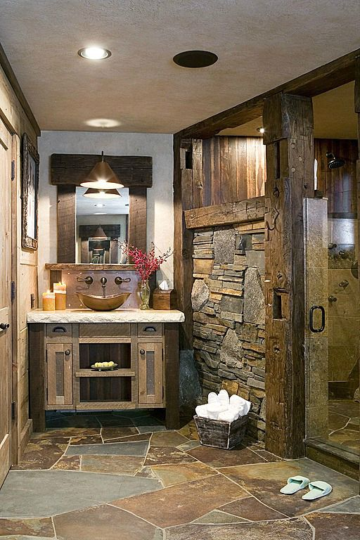 rustic-bathroom-theme