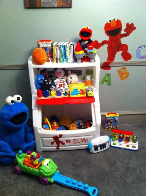 Sesame Street Playroom