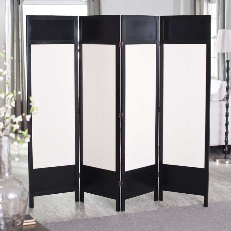 sliding room dividers ideas