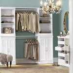 Wooden Closet Organizers – Adding Elegance To Your Home