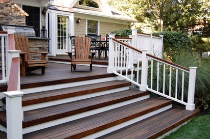 Porch Railing Ideas Finding The Right Design