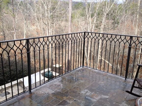 Front Elevation Railing Design : Porch railing ideas finding the right design