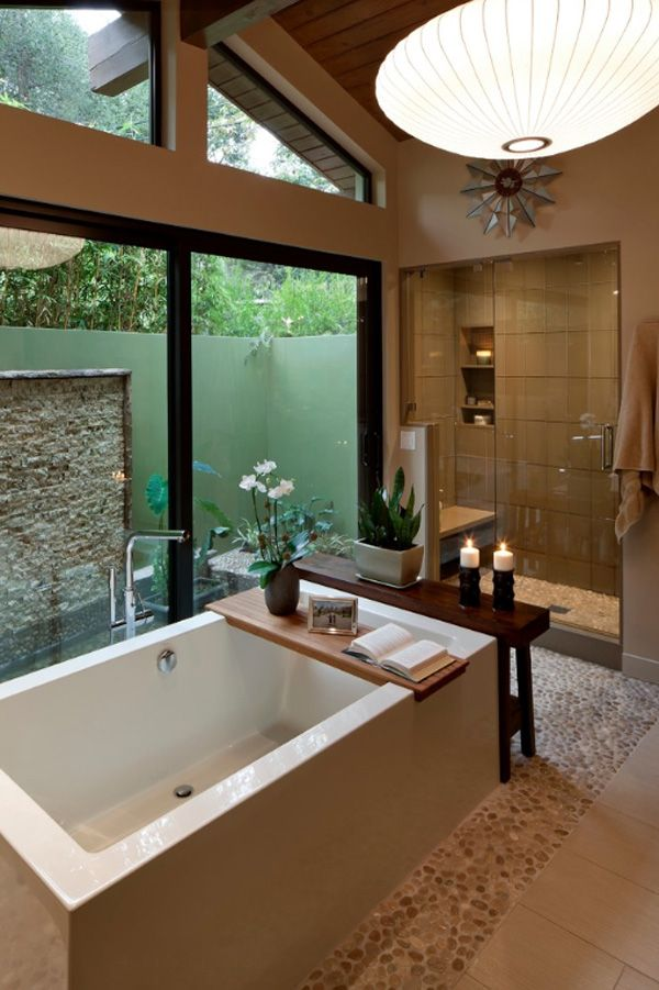 Essential home interior design guide - Japanese bathrooms gadgets and practical sense ...