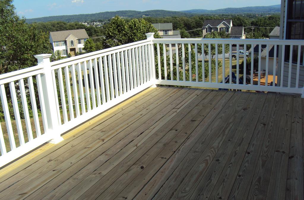 Deck Railing Ideas - Beautiful Railing Designs for Your Deck