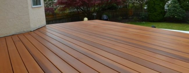 Cedar Decks Pros and Cons
